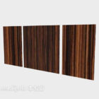 Wooden Textures Wall Painting