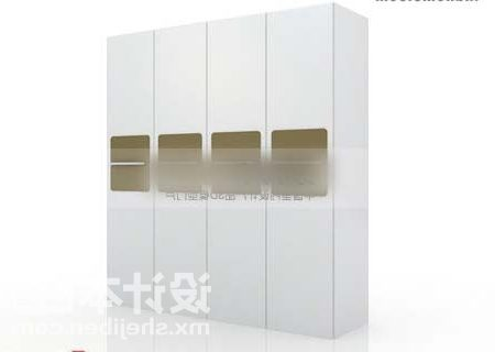Bookcase White Color