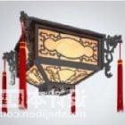 Chińskie lampy żyrandolowe oprawy oświetleniowe