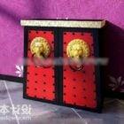 Kinesiske inngangsparti møbler