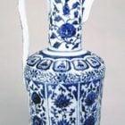 Antique Porcelain Vase Chinese Furniture