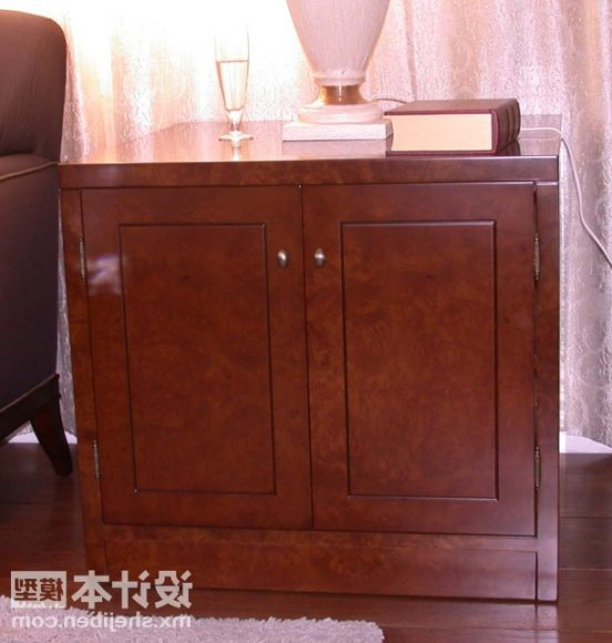 Bedside Table Vintage Chinese Syle