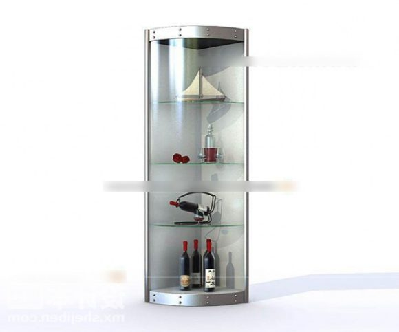 Glass Wine Cabinet Furniture