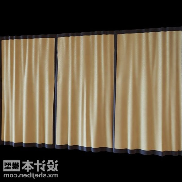 Window Curtain Fabric Material