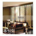 Chinesisches Wohnzimmer mit Sofasessel