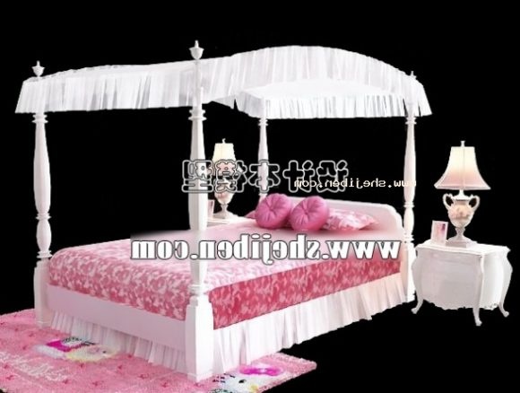 Children Girl Bed Furniture