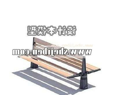 Outdoor Park Bench Chair