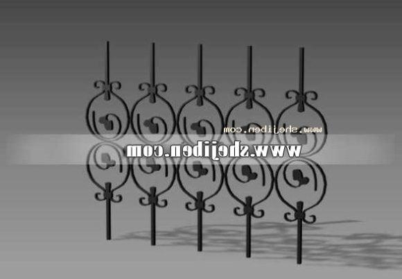 Iron Fence Furniture