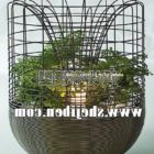 Candle Holder Cage Style