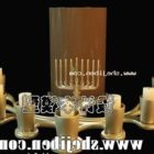 Candle Holder Wall Mount