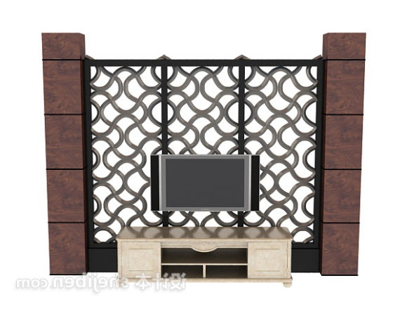 Tv Cabinet Wall Decoration