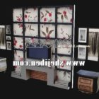 Tv Cabinet With Backwall Decorative