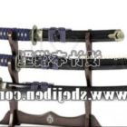 Ancient Samurai Sword Set