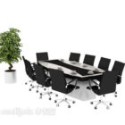 Modern Office Meeting Table Furniture