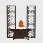 Chinese Classic Screen Partition