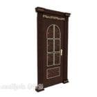 European Door Vintage Style