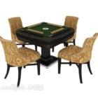 Mahjong Tisch Casino Möbel