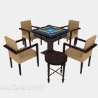 Mahjong Tischspielmöbel