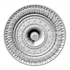 Carving Ceiling Plaster Round Shaped