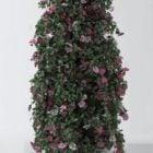 Flower Rack Vertical Bushes