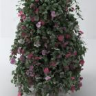 Decoration Flower Rack Bushes