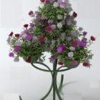 Flower Rack Iron Frame