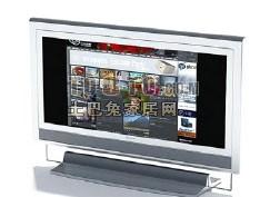 Lcd Tv Old Design