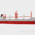 Marine-Ölfrachtschiff