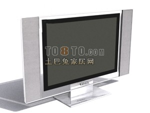 Tv Lcd With Speaker