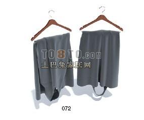 Hang Clothes Rack