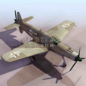 Aircraft Fighter Ww2 Style