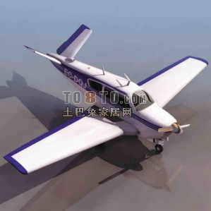 24 Small Aircraft Set