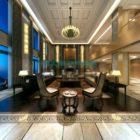 Luxus-Meetingraum-Design