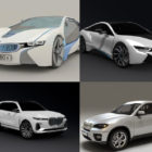 BMW Car 3D Modeller Collection