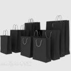 Confezione Shopping Bag Diverse Dimensioni