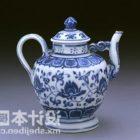 Classic Porcelain Vase Chinese Furniture