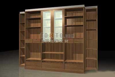 Bedroom Wardrobe Wood Material