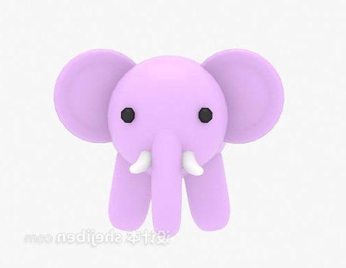 Children Baby Elephant Stuffed Toy