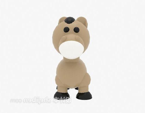 Children Donkey Stuffed Toy
