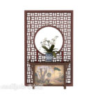 Wall Screen Partition Divider Chinese Style