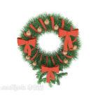 New Year Christmas Wreath