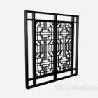 Classic Chinese Window Frame