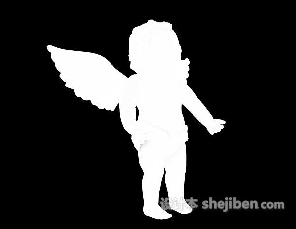 Little Angel Sculpture