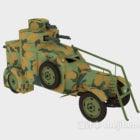 Military Chariot Vehicle