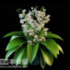 Potted Flower Plant Indoor Tree