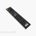 Remote Electronic Tv Control