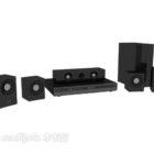 Speaker Stereo System