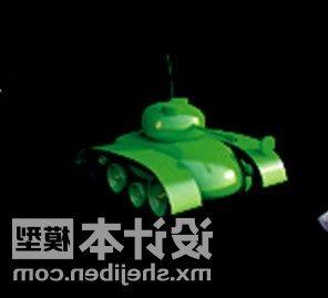 Plastic Tank Children Toy
