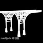 Steel Concrete Bridge