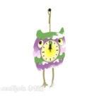 Wall Clock Owl Shaped